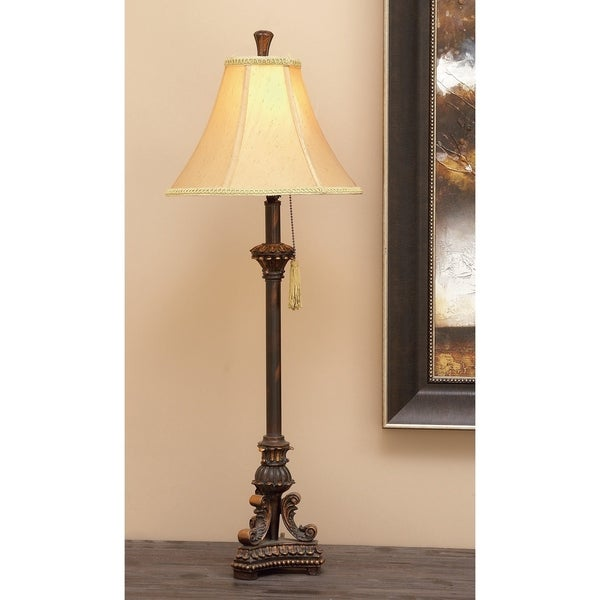 Vintage Buffet Table Lamp. Opens flyout.
