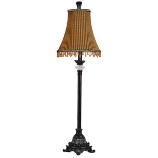 Polystone Buffet Table Lamp