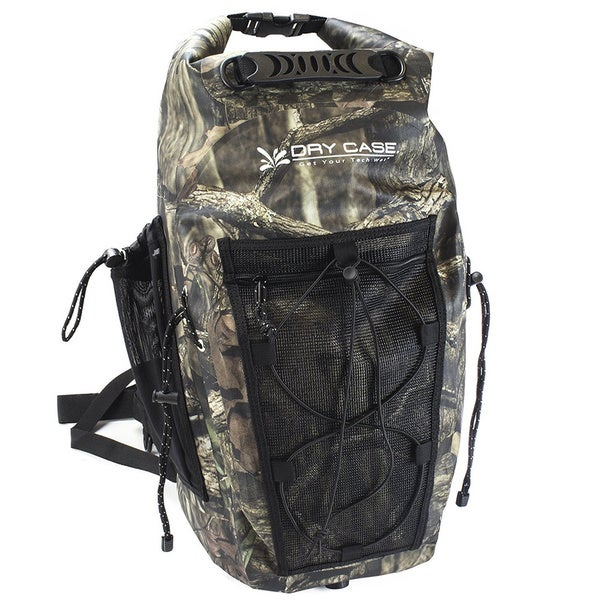 Drycase Brunswick 35-liter Waterproof Camo Backpack