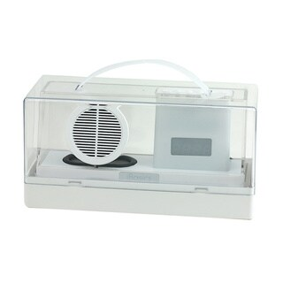 iBasics Bluetooth Speaker in Clear Acrylic Box