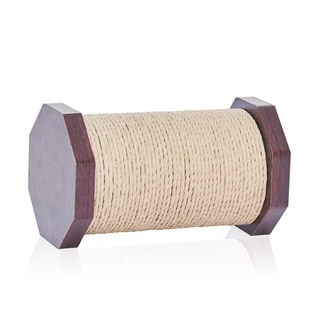 Eco Cat Scratcher Wheel with Organic Catnip