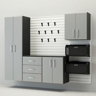 Flow Wall 6 piece Deluxe Cabinet Set