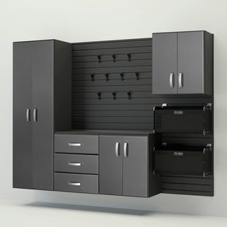 Flow Wall® 6pc Deluxe Cabinet Set