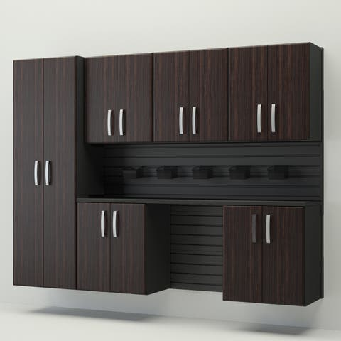 Amazing Buy Plastic Garage Storage Cabinets Online At Overstock Beutiful Home Inspiration Truamahrainfo