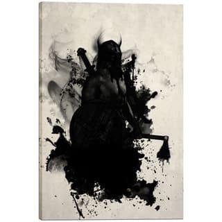 Cortesi Home 'Viking' by Nicklas Gustafsson Giclee Canvas Wall Art