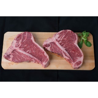 Chicago Steak Company Premium Angus Beef (8 - 14oz) T-Bone Steaks