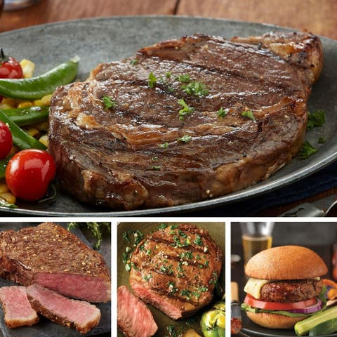 Chicago Steak Company Classic American Griller