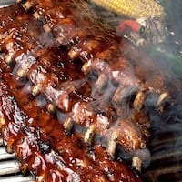 Chicago Steak Company 3 Slabs of Chicago Style Baby Back Ribs by Coach Ditka