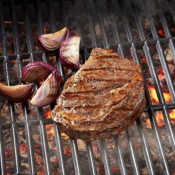 Chicago Steak Company 4 (10-oz) Premium Angus Beef Ribeye Steak. Opens flyout.