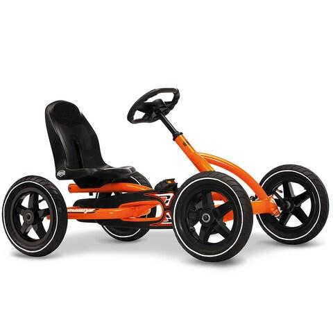 BERG Buddy Orange Pedal Car