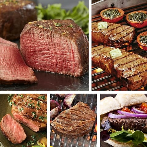 Chicago Steak Company Classic Prime Steak Assortment
