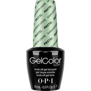 OPI Gel Nail Color Pastel Gargantuan Green Grape