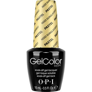 OPI GelColor Pastel Need Sunglasses