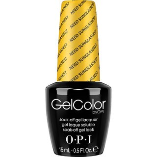 OPI GelColor Need Sunglasses