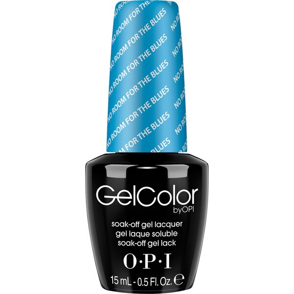 Shop Opi Gelcolor No Room For The Blues Free Shipping On