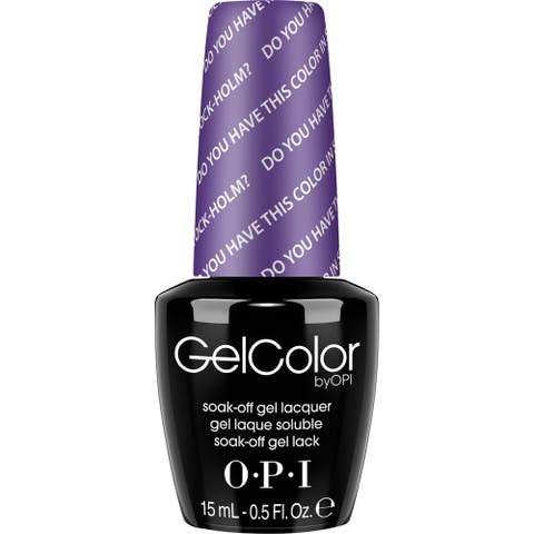 OPI GelColor Do You Have This Color in Stock