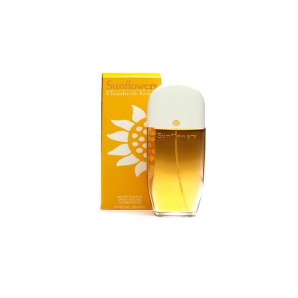 Elizabeth Arden Sunflowers Women's Mini Eau de Toilette ...