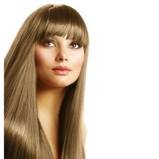 Sono 100-percent Human Hair Straight Across Clip-in Bang Extensions
