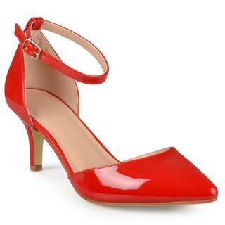 6f1106a2743 Buy Red Women s Heels Online at Overstock