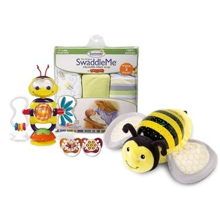 Sweet As Can Bee Infant Sleep or Play 7 Piece Set