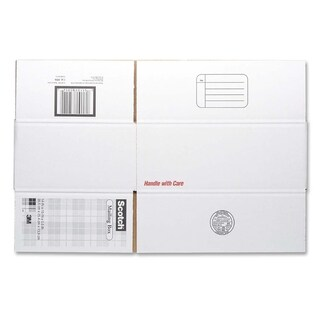 Scotch Size C Mailing Box - 1/EA