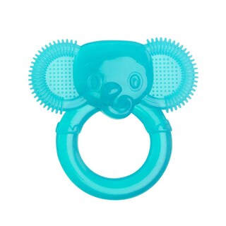 Bright Starts First Bites Stage 1 Teether (Elephant)