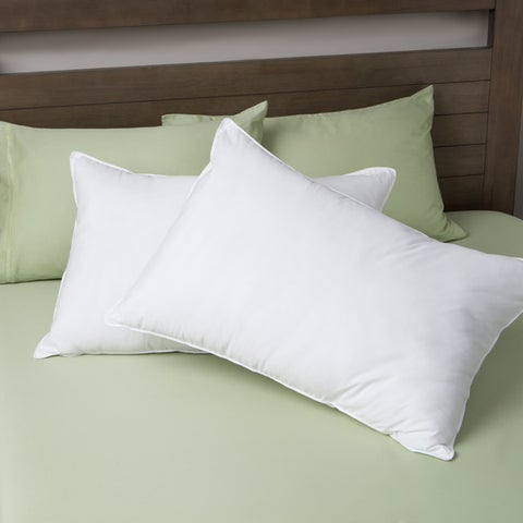 Luxury Down-like Density Pillows (Set of 2)