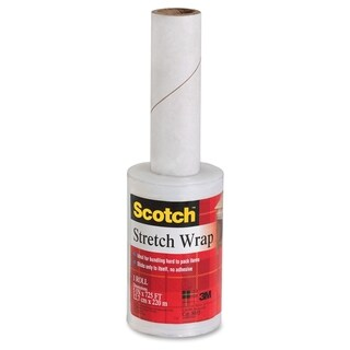 Scotch Stretch Wrap on Hand-held Dispenser - 1/EA