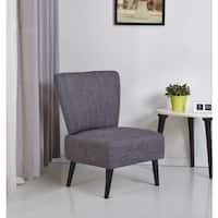 Apollo Decorative Fabric Accent Chair Free Shipping