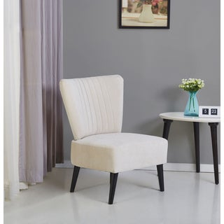 Fontana Beige Accent Chair