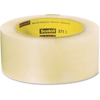 Scotch 371 Box-Sealing Tape - 36/CT