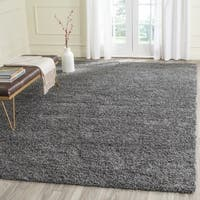 Safavieh Laguna Shag Dark Grey Rug - 6'7 Square