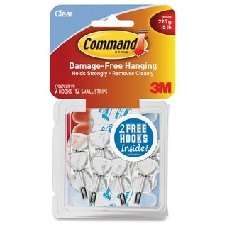 Command Utensil Hook Value Pack - 12/PK