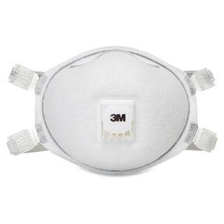 3M Disposable N95 Particulate Welding Respirator - 10/BX