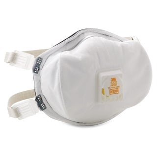 3M Disposable N100 Particulate Respirator - 1/EA