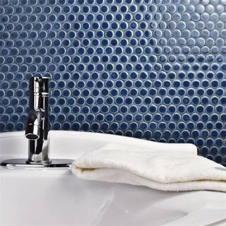 Buy Blue Floor Tiles Online at Overstock.com | Our Best Tile Deals Blue Bathroom Tiles Image on retro blue bathroom, blue quartz bathroom, shades of blue bathroom, blue and yellow bathroom, blue and gray bathroom, slate blue bathroom, blue home bathroom, french blue bathroom, blue trim bathroom, blue bathroom decoration, blue bathroom designs, vintage blue bathroom, blue travertine bathroom, tiles for bathroom, blue and brown bathroom, grey striped bathroom, light blue bathroom, colonial blue bathroom, blue bathroom sink, blue stucco bathroom,