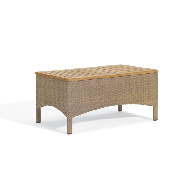 Old Coffee Table Outdoor: Shop Oxford Garden Torbay Coffee Table