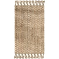 Safavieh Casual Natural Fiber Hand-Woven Natural Jute Rug - 2'6 x 4'
