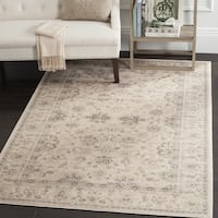 Safavieh Vintage Oriental Cream Distressed Rug (3' x 5')