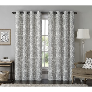 VCNY Longview Grommet-Top Curtain Panel