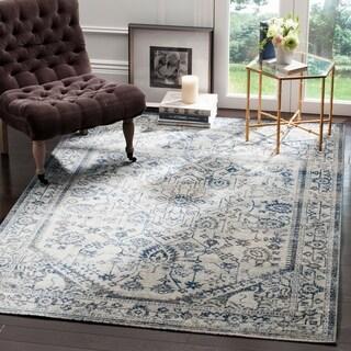 Safavieh Artisan Vintage Brown/ Ivory Distressed Area Rug (5'1 x 7'6)