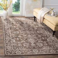 Safavieh Artisan Vintage Brown Distressed Area Rug - 10' x 14'