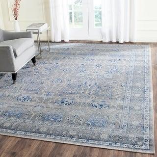 Safavieh Artisan Grey/ Grey Cotton Rug (8' x 10')