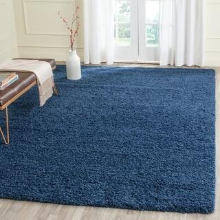 Safavieh Laguna Shag Blue Rug (8' x 10')