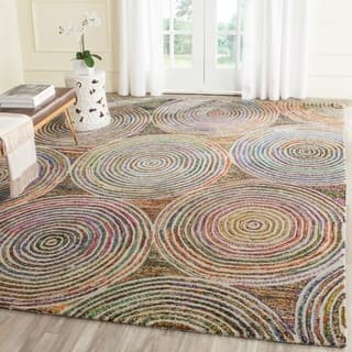 Safavieh Handmade Nantucket Modern Abstract Beige Cotton Rug (9' x 12')|https://ak1.ostkcdn.com/images/products/10906674/P17938944.jpg?impolicy=medium