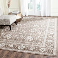 Safavieh Artisan Vintage Brown Distressed Area Rug - 9' x 12'