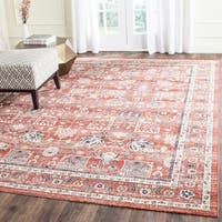 Safavieh Artisan Vintage Rust Distressed Area Rug - 9' x 12'