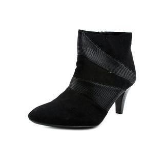 Karen Scott Women's 'Milann' Faux Suede Boots