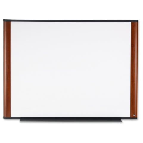 3M Wide Screen Style Melamine Dry Erase Board - 1/EA