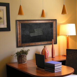 American Made Rayne Bronze and Black Blackboard/Chalkboard